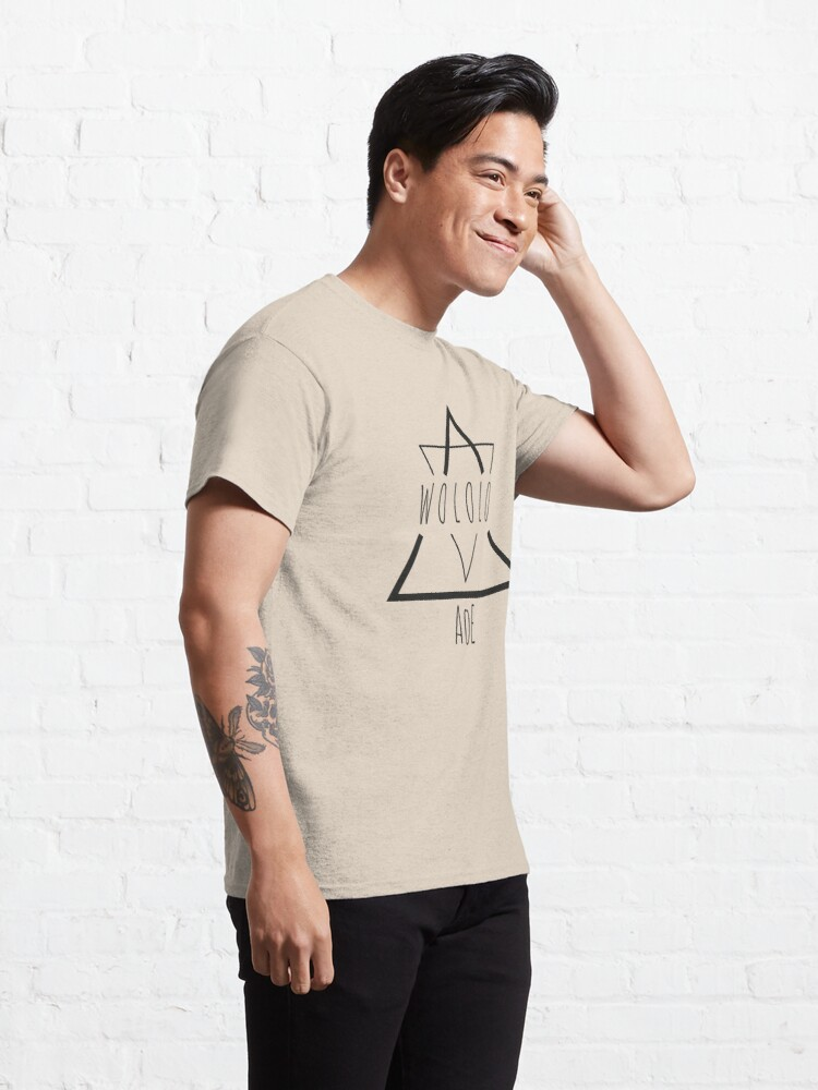 Alternate view of Age of Empires Wololo Classic T-Shirt