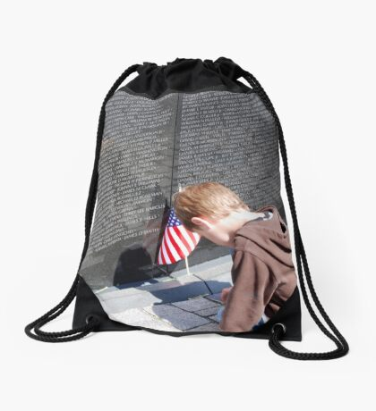 Why?  Drawstring Bag
