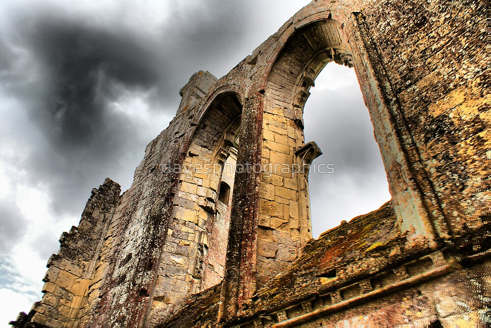 Old Wardour Castle 04 by davesphotographics