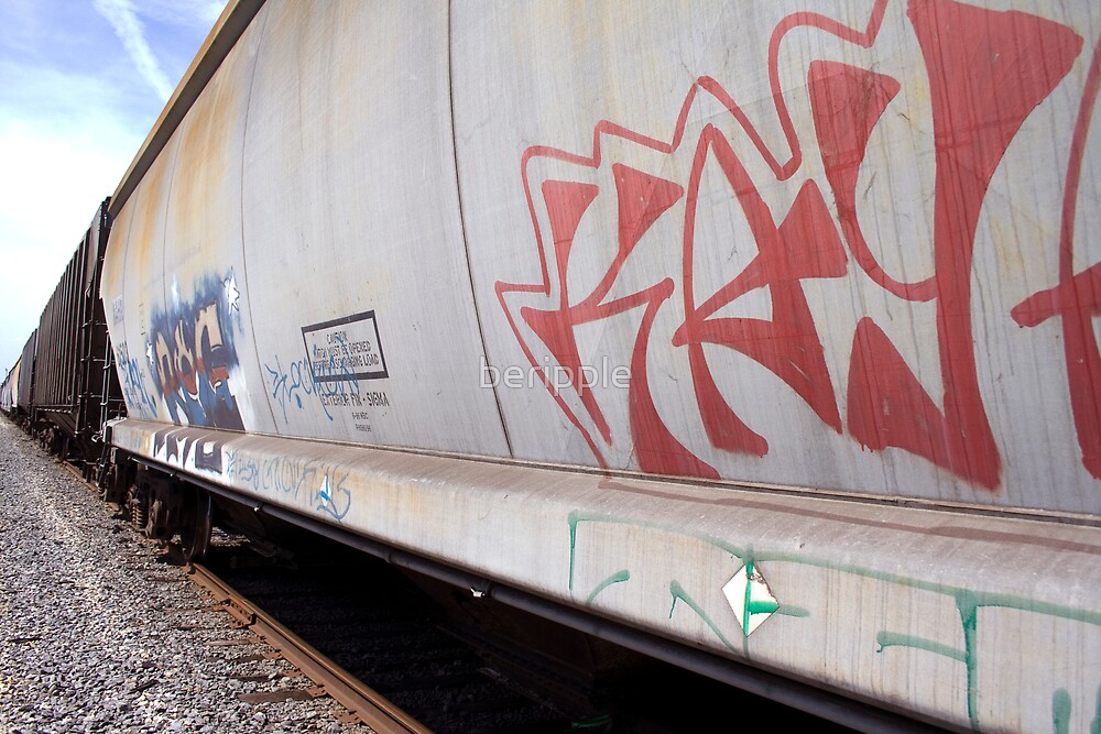 Train Tagging by beripple