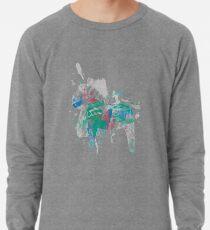 Verträumtes Dalapferd Leichtes Sweatshirt