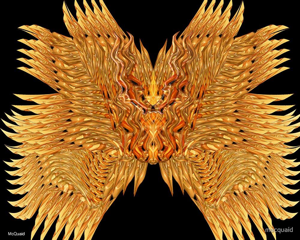 Sun God by macquaid