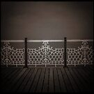 Fine Art Photograph Made With Toy Camera - Brighton Pier, Brighton, England by Christopher Ball
