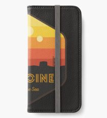 THE DUNES iPhone Wallet/Case/Skin