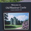 Old wardour Castle Start by davesphotographics