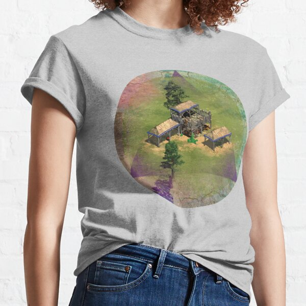 Age of Empires Town Center Classic T-Shirt