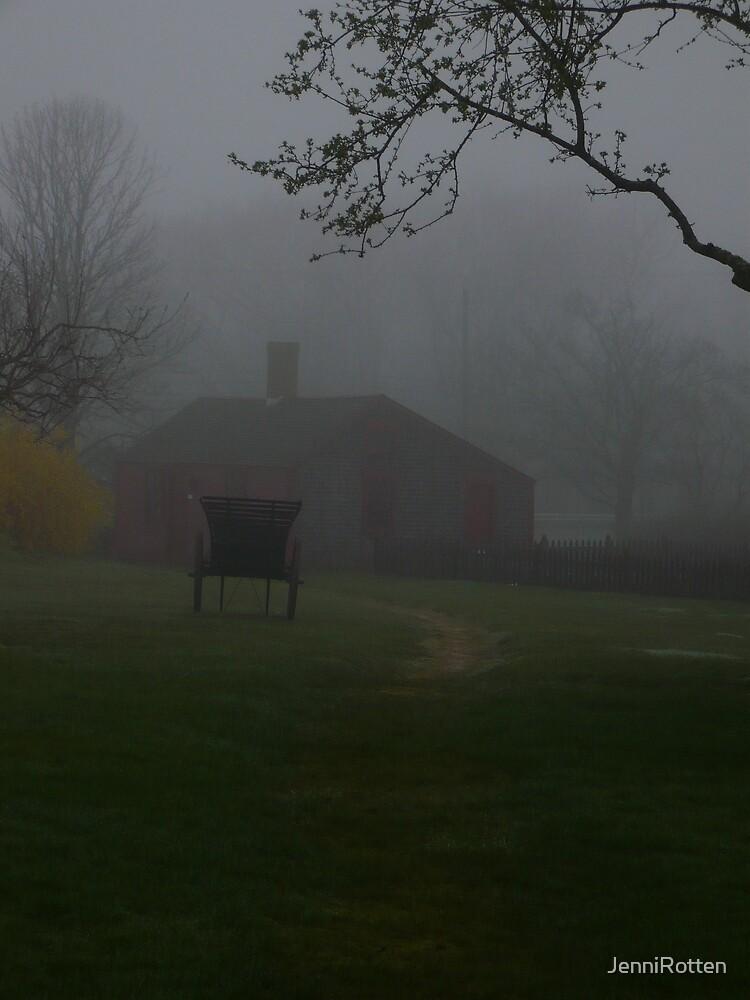 Prescott Farm, Portsmouth,R.I. by JenniRotten