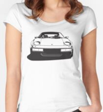 Icons Version 5.0 Women's Fitted Scoop T-Shirt
