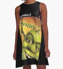 Shrek 2 A-Linien Kleid