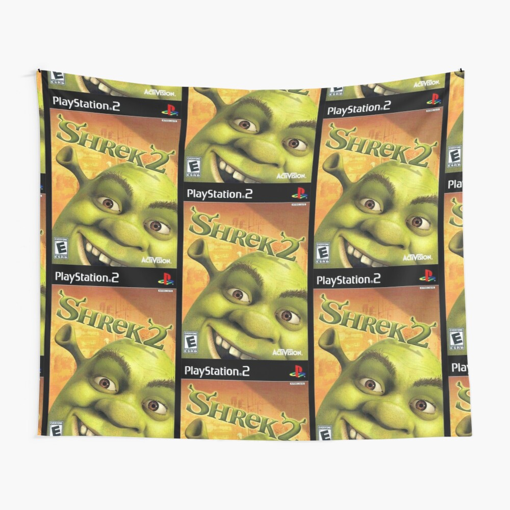 Shrek 2 For Ps2 Gif Gratis Free Animated Gifs Wallpaper Cover Playstation
