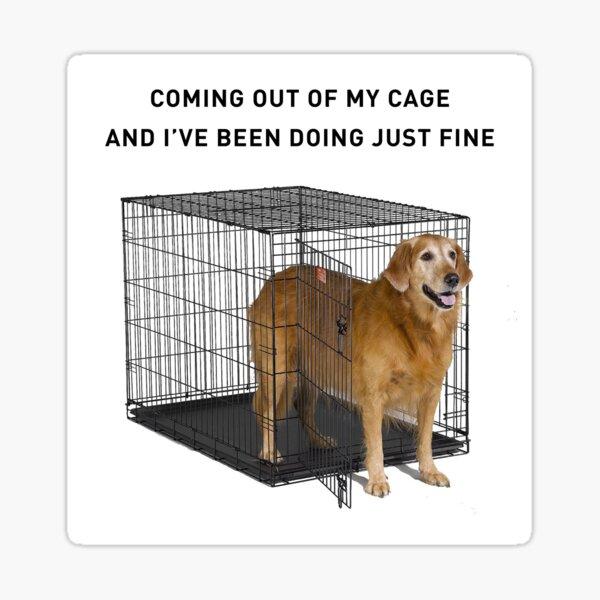 Mr Brightside Doggo Sticker