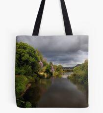 Yabba Creek-6704 Tote Bag