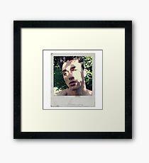 Jacob Bixenman Polaroid Framed Print