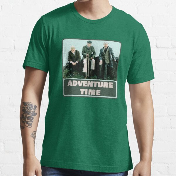 Last of The Summer wine Adventure Time Essential T-Shirt