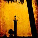 Framed Lighthouse by Jonicool