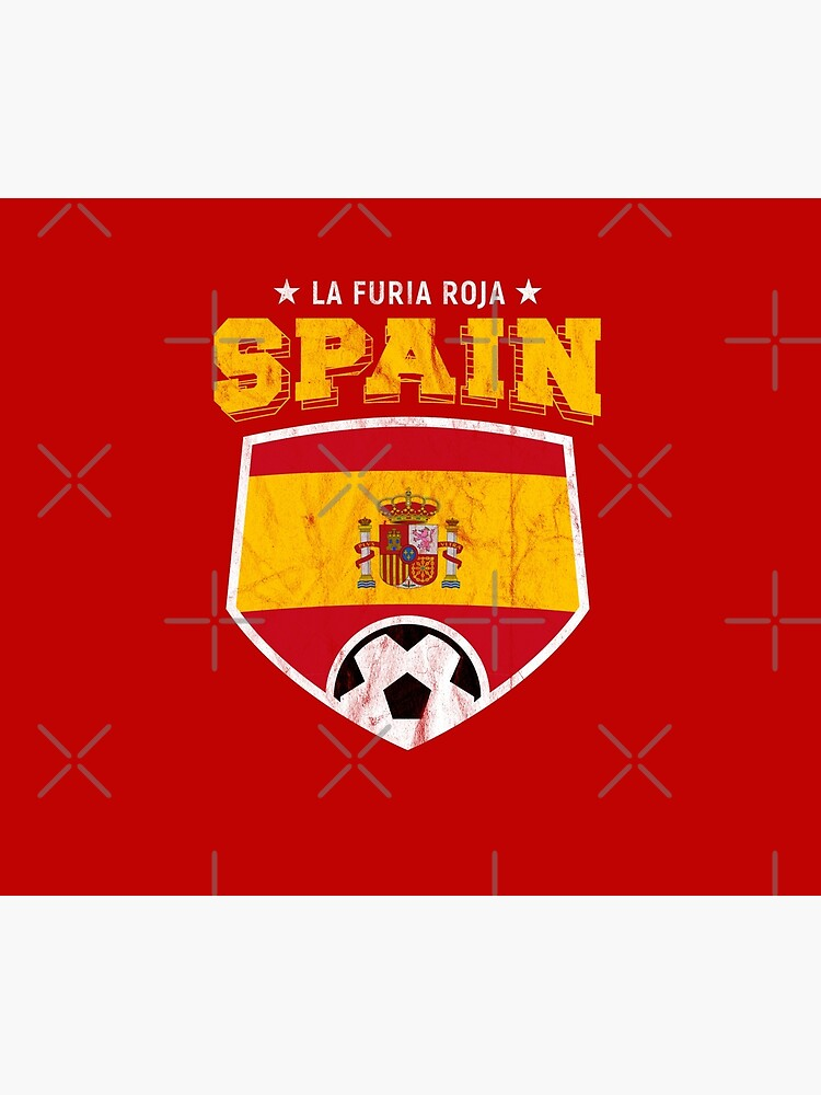 149488be169 Spain Football National Flag T Shirt World Soccer Jersey Cup by screenworks