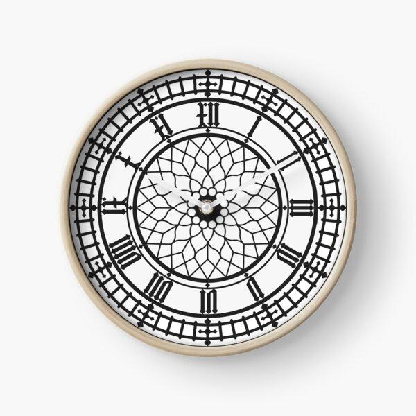 Big Ben and his Beautiful Face Clock