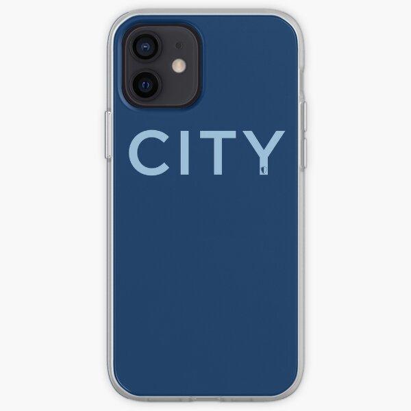 CITY | Navy & Sky Blue  iPhone Soft Case