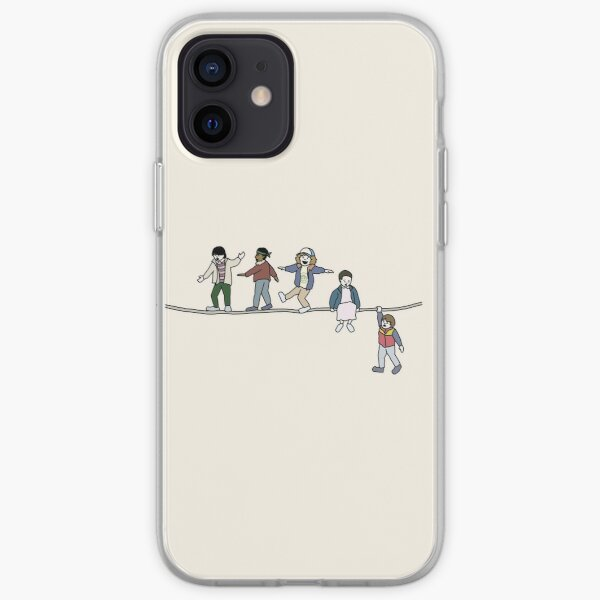 Stranger Things: The Acrobats and the Fleas Coque souple iPhone