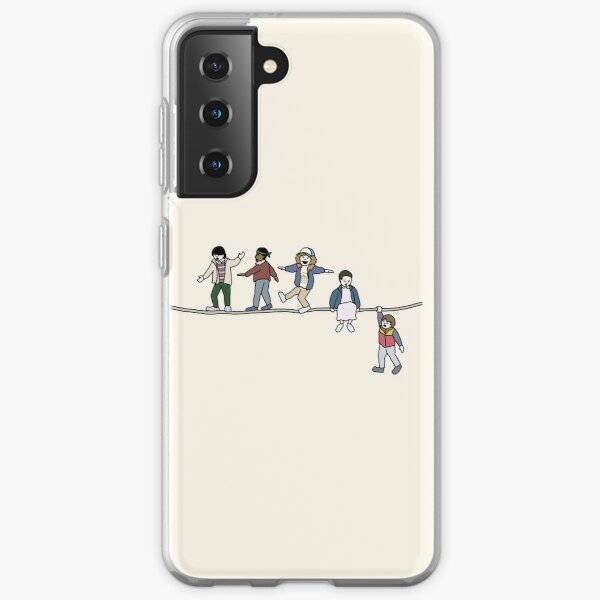 Stranger Things: The Acrobats and the Fleas Samsung Galaxy Soft Case