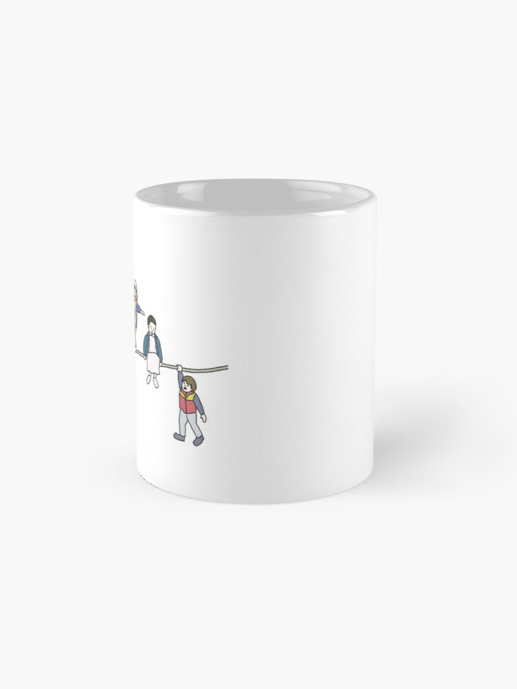 Alternate view of Stranger Things: The Acrobats and the Fleas Mug