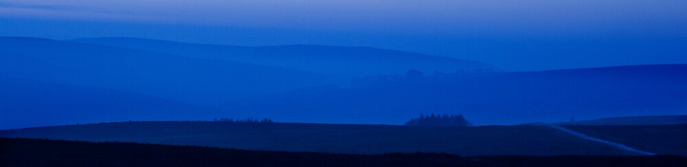 Moors Sunset by Andy Morley