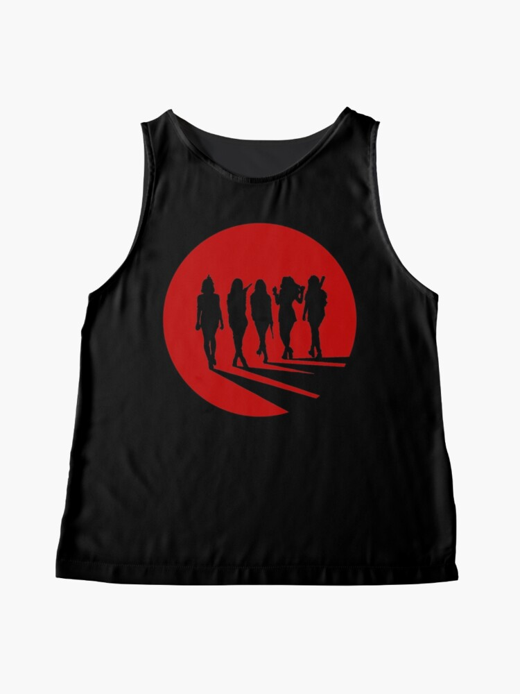 Alternate view of Bad Boy Silhouette Sleeveless Top