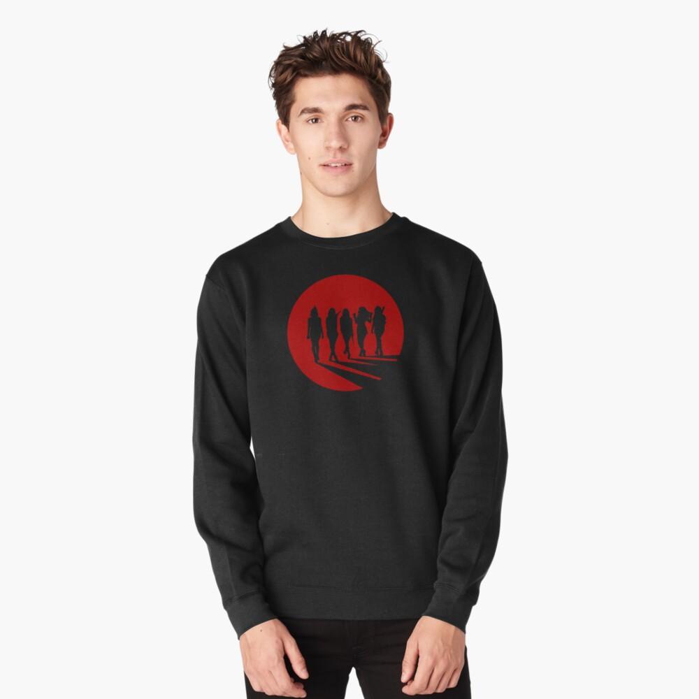 Bad Boy Silhouette Pullover Sweatshirt