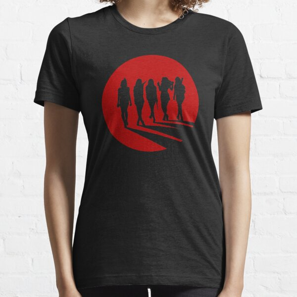Schlechter Junge Silhouette Essential T-Shirt