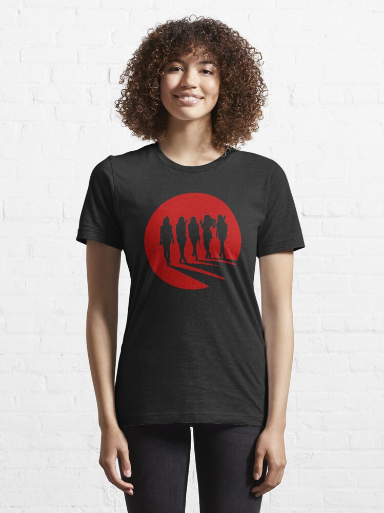Alternate view of Bad Boy Silhouette Essential T-Shirt