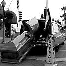 Funeral Parking by Brandi  Hart