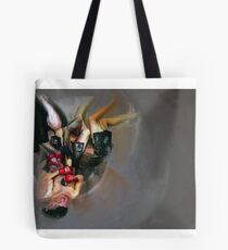Fighters 37 feat. Nick Diaz Tote Bag