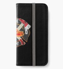 Firefighter Gift Fireman Fire Rescue Department EMS Firefighters iPhone Wallet/Case/Skin
