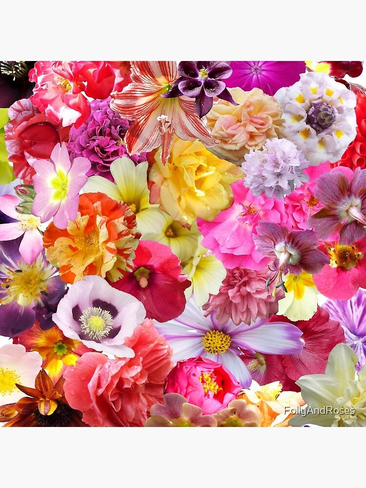 Flower Power  by FollyAndRoses