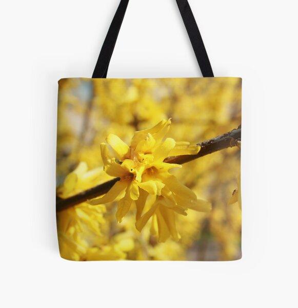 Light All Over Print Tote Bag