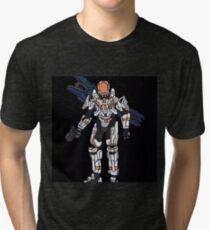 Spartan Sanghelios Tri-blend T-Shirt