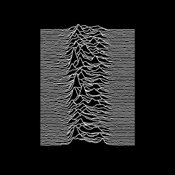 Joy Division - Unknown Pleasures by hein77