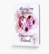 Mother's Day Message Number 2 Greeting Card