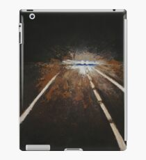 Night Driving, Blinded iPad Case/Skin