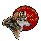Critically endangered red wolf (Canis rufus) by dragongirl222