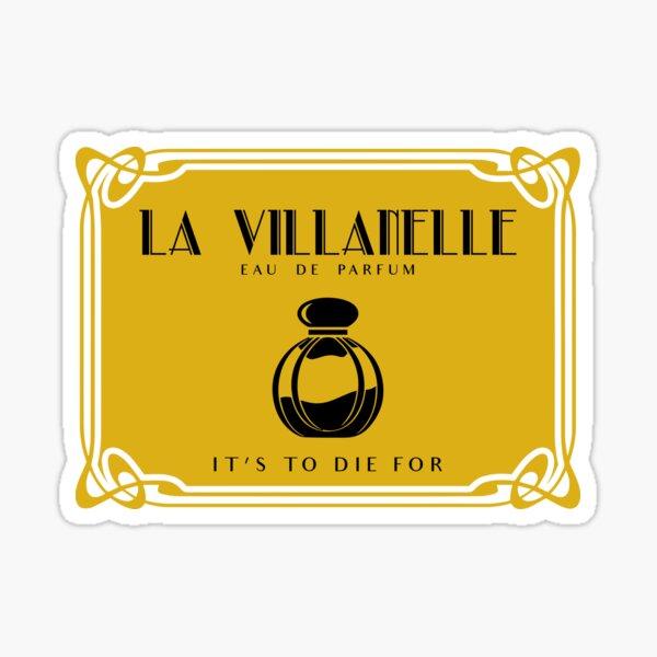 LA VILLANELLE Sticker