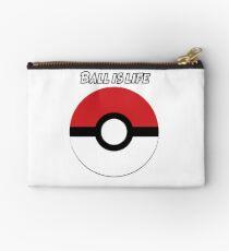 Ball is Life- Pokemon Studio Pouch
