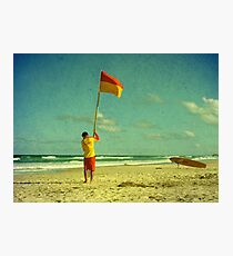 Declaration of Summer Photographic Print