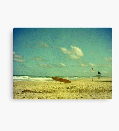 Surf Rescue Canvas Print