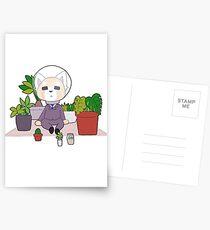 space cadet Postcards