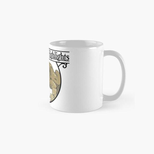 Bufo bufo – Common Toad Classic Mug