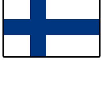 Finland Art Finnish Finland Helsinki by ShieldApparel