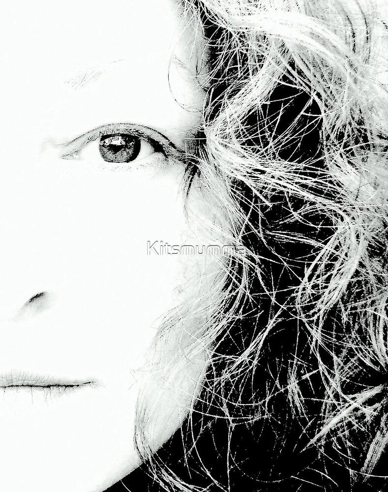 Self Portrait by Kitsmumma