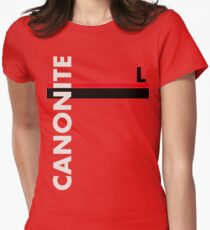 Canonite Women's Fitted T-Shirt