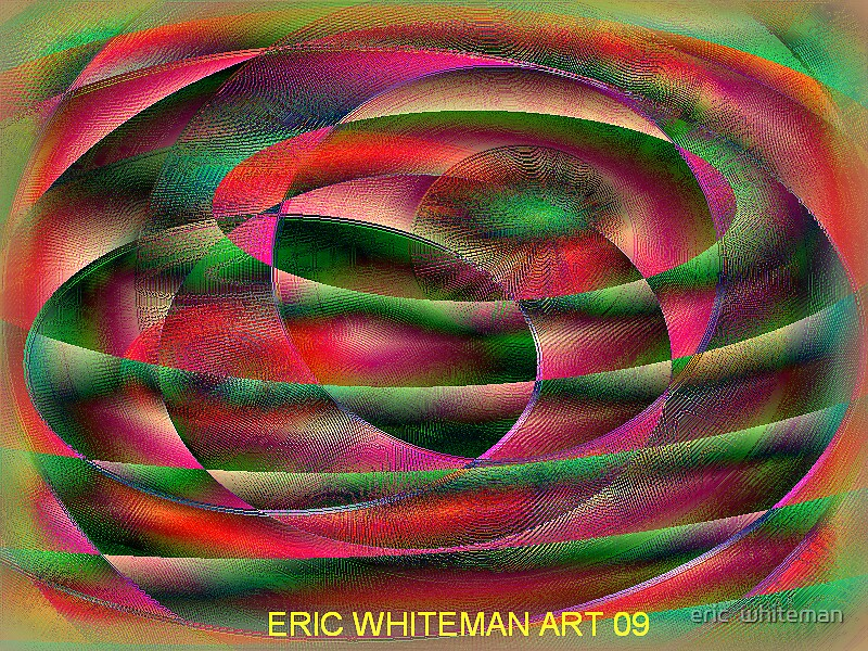 (FOILAGE ) ERIC WHITEMAN ART  by eric  whiteman
